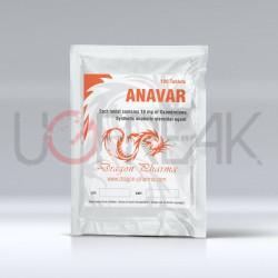 Anavar 10mg Dragon Pharma