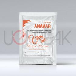 Anavar 50mg MT