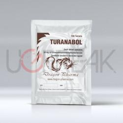 Turanabol Dragon Pharma INTL