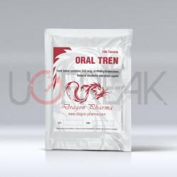 Oral Tren Dragon Pharma INTL