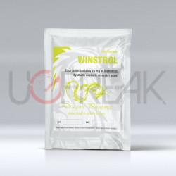 Winstrol Oral 10mg Dragon Pharma INTL